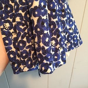Anthropologie Shorts - Leifnotes Drafted Petals Romper